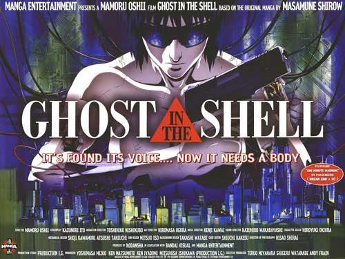 Landmarks Ghost In The Shell Anime Herald