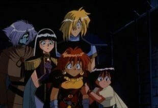 Off-night Anime: The Slayers: Episode 4