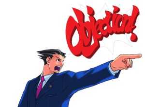 Phoenix Wright Objection