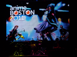 Anime Boston 2011: The Chibi Project: Live!