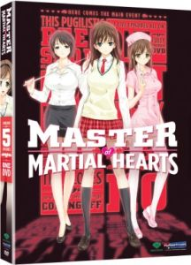 Martial Hearts Boxart Review: Master of Martial Hearts