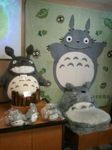 Two Girls & Totoro: A Tale of Anime Fangirls
