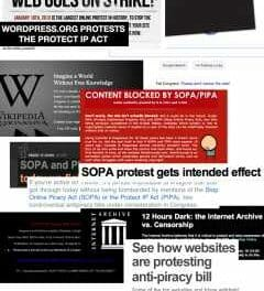 Fighting the Good Fight Against SOPA and PIPA