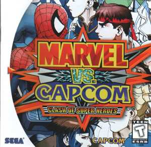Marvel Vs Capcom boxart Sentai vs. Superheroes: A Brief Look At Marvel In Japan
