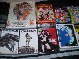 Anime Boston 2012 Swag 001 300x225 AniSpring 2012: The Backlog Strikes Back