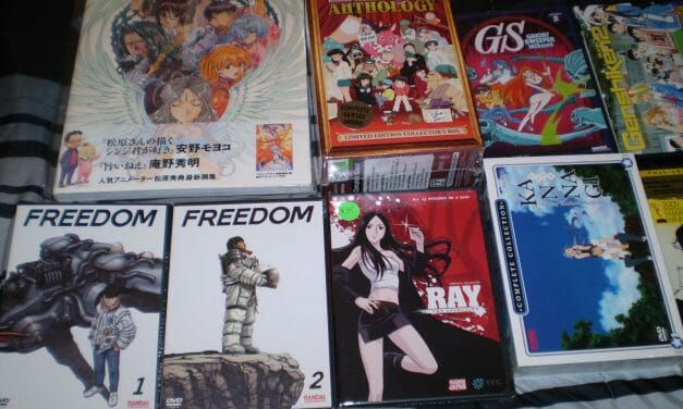 AniSpring 2012: The Backlog Strikes Back