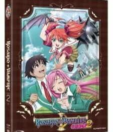Review: Rosario + Vampire Capu2