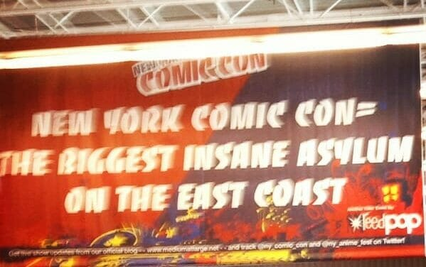 New York Comic Con: We are Con-querors