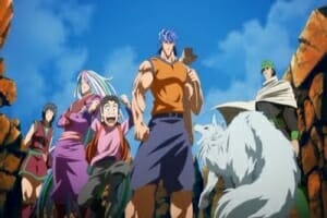 NYCC 2012: FUNimation Adds Toriko, Wolf Children