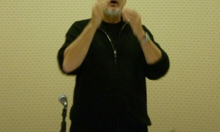 RI Comic Con 2012: John de Lancie Panel