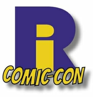 RI Comic Con, or A First Year's Enduring Influence
