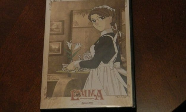DVD Teardown: Emma Season 1, Litebox