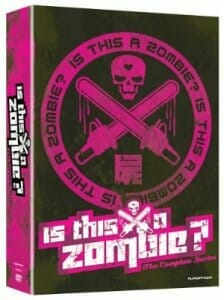 Is This a Zombie Boxart Is This A Zombie?
