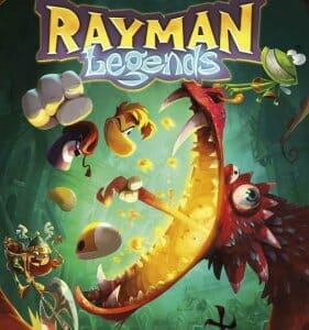Rayman Logo Case Study: Rayman and the Long Delay