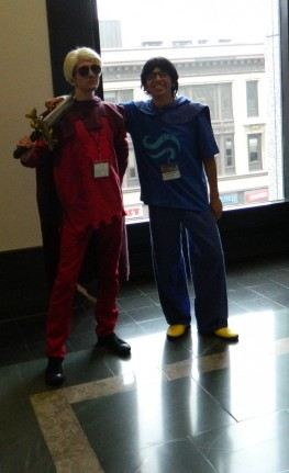 Anime Boston 2013 Cosplay Homestuck 001 263x431 Anime Boston 2013: Cosplay   The Rise of the Homestuck
