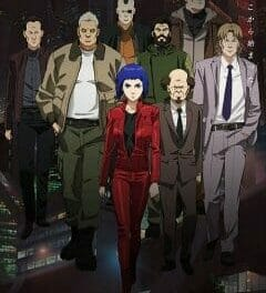 FUNimation To Release Ghost in the Shell LE