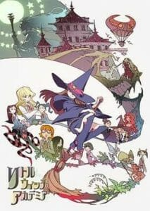 Little Witch Academia 2 - 20130809