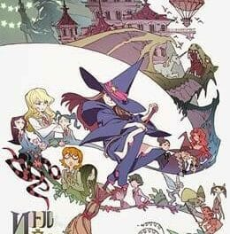 Little Witch Academia Event Canned Due to Ticket Sales