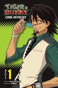 Tiger Bunny Anthology vol01 Cover 20130815 198x300 Viz Media Releases First Tiger & Bunny Comic Anthology 2 In 1