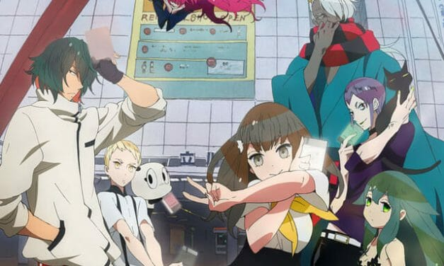 Gatchaman Crowds: Not Your Father's Birds