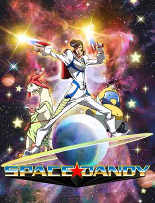 Space Dandy Leaks. Will the Licensor Freak?