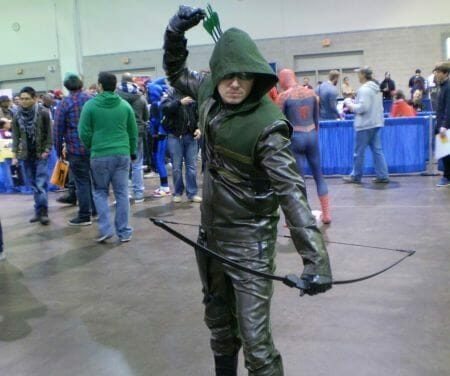 Rhode Island Comic Con 2013: Photos From the Show Floor