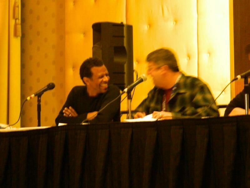 RI Comic Con 2013: Voice Over Panel