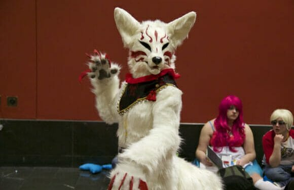 A Thousand Words: One Man's Anime Boston 2014 in Photos