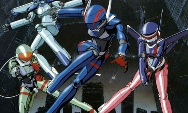 Bubblegum Crisis Blu-Ray Set Enters the Final Stretch
