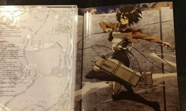Release Teardown: Attack on Titan Part 1 Collector's Edition