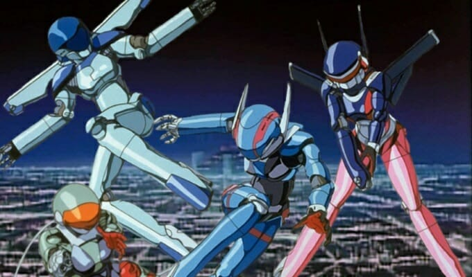 AnimEigo to Release Bubblegum Crisis on Standard Edition Blu-Ray