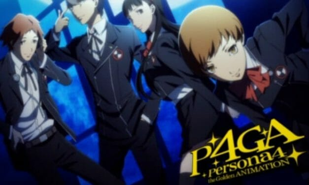 Impressions: Persona 4 The Golden Animation