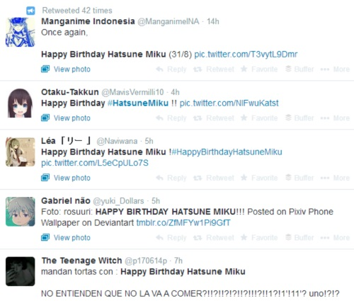 Hatsune Miku Birthday 002 20140831 Fans Celebrate Hatsune Mikus 7th Birthday With Amazing Art