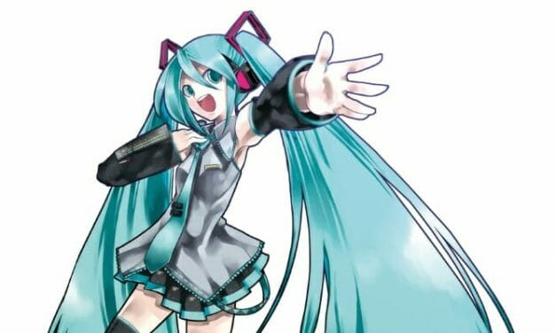 Hatsune Miku Invades the WWE at Hell in a Cell 2014