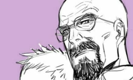 Under the Dog Character Designer Draws Breaking Bad, Dexter