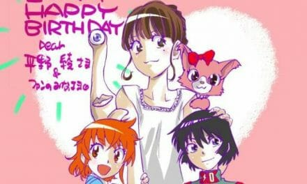 Zettai Karen Children Creator Draws Birthday Greeting to Aya Hirano