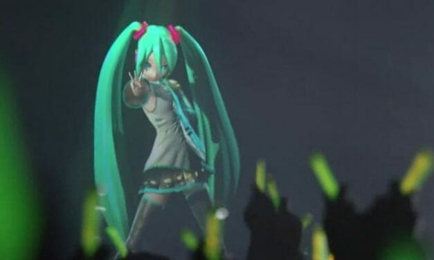 Watch Hatsune Miku Perform In Sold-Out New York Shows