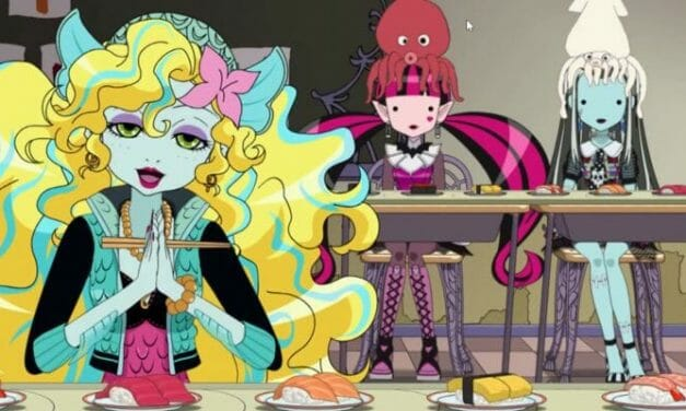Monster High Halloween Special Brings Humor, Squid Hats