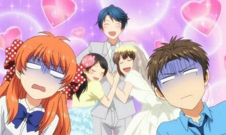 Monica Rial Plays Kashima In Monthly Girl's Nozaki-kun Dub
