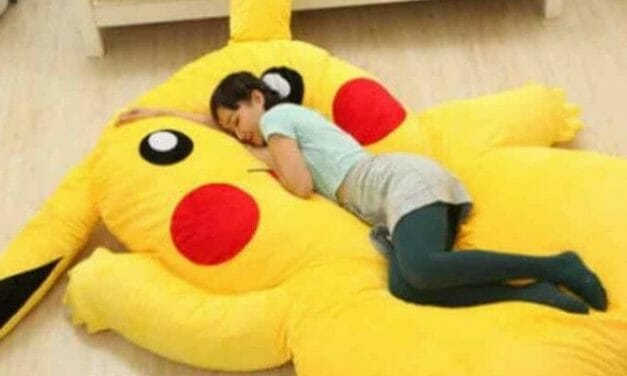 Pikachu Bed, I Choose You!