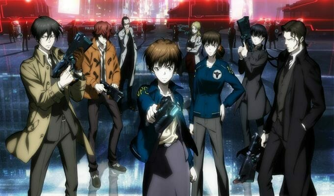 Psycho-Pass: The Movie Dub Trailer Hits The Web