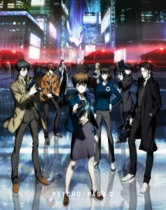 Psycho-Pass 2 will be one of the first titles released under the Broadcast Dubs initiative.