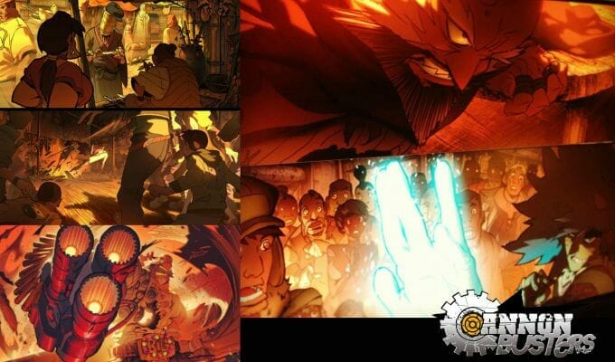 Cannon Busters' LeSean Thomas To Attend Anime Expo 2015