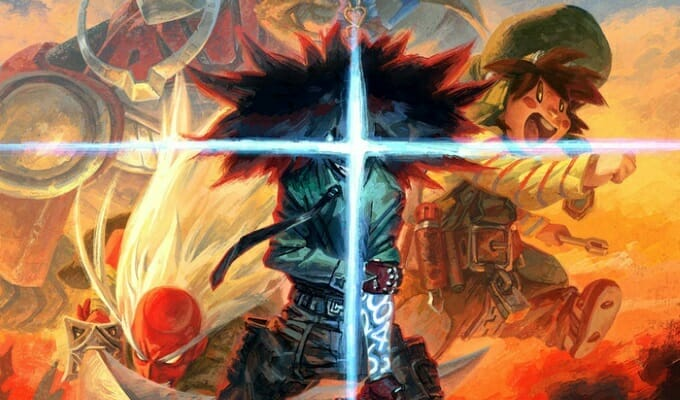 Cannon Busters Teaser Trailer Hits The Web