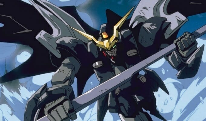 Five Gundam Series, Including Gundam Wing, Hit Hulu On 2/20/2017