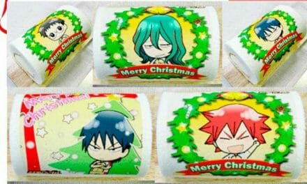 This Christmas, Enjoy a Taste of Yowapeda's Makishima! Wait…