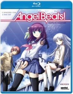 Angel Beats Boxart - 20141221