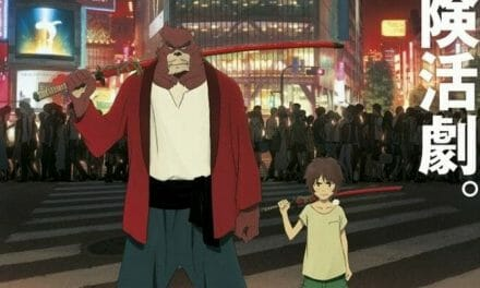 Funimation Unveils The Boy And The Beast Dub Cast, Theatrical Run
