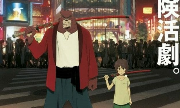 Hosoda's The Boy And The Beast Gets Cast List, 2 Trailers