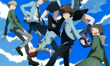First Digimon Adventure tri Key Art, Information Arise